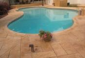 limestone deck coating