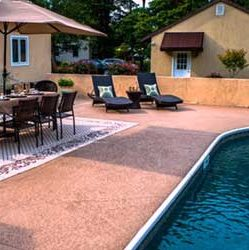 concrete-pool-deck-with-resurfacing