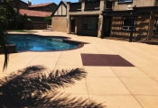 commercial pool decking orange county