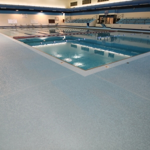 orange county commercial pool deck