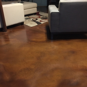 stained concrete orange county