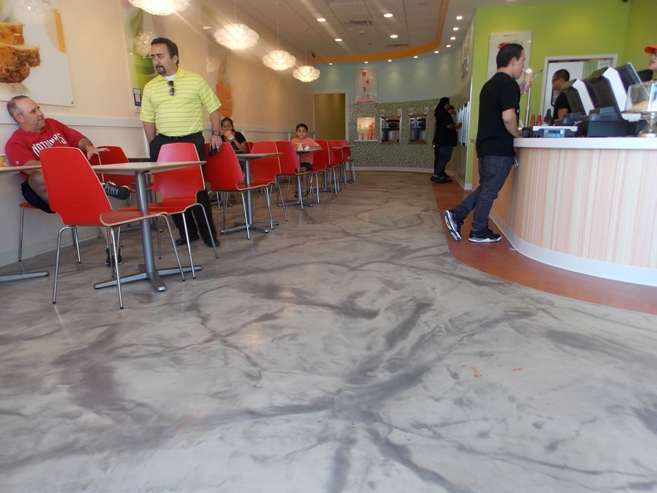 epoxy flooring orange county