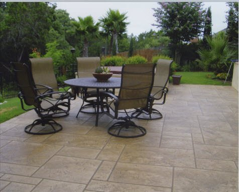 Outstanding Patio Resurfacing In Irvine,CA. Concrete Patio