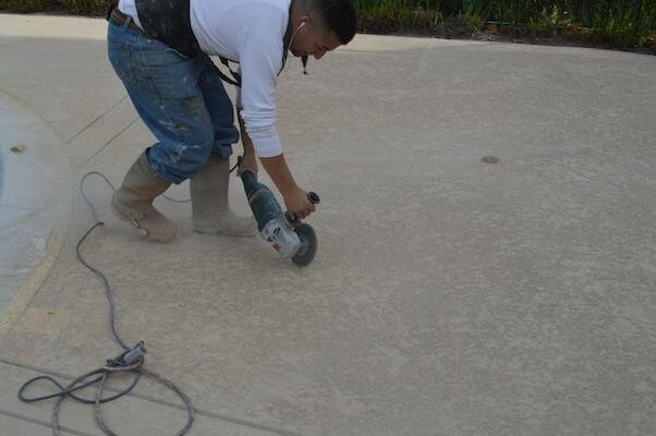 orange country concrete repair