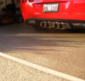 La Habra, CA Decorative Garage Floor Coating