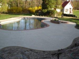 Yorba Linda California Pool Deck Coating