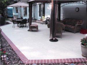Yorba Linda, CA patio