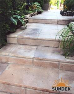 Rancho Santa Margarita, CA concrete walkway