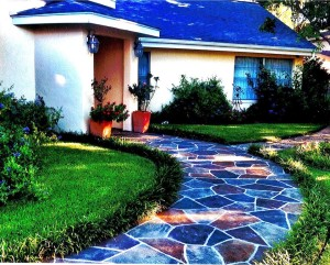 Fountain Valley, CA Acrylic Cement Coating For Entryway