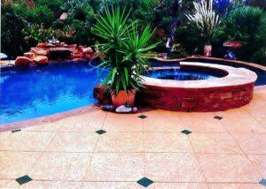 Valencia, CA Sundek Classic Texture