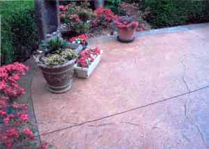 Santa Clarita Valley,CA Decorative Concrete