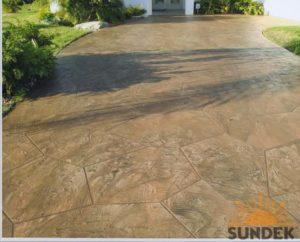 Huntuington Beach, CA Cement Driveway