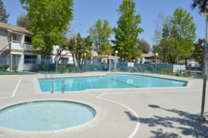 Yorba Linda, CA Concrete Pool Deck