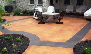Irivine, CA Patio Resurfacing