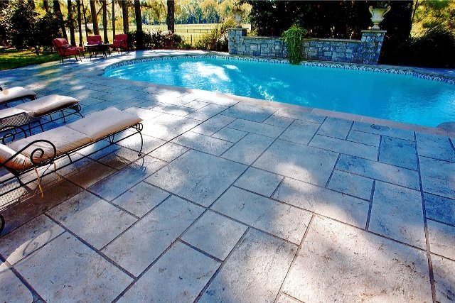 714) 563-4141 free quote la habra, ca stamped concrete