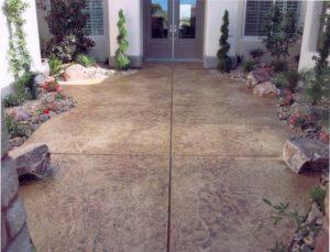 Garden Grove, CA Concrete Overlay