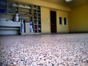 Garage epoxy coating Mission Viejo, CA