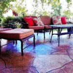 residential concrete patio orange county
