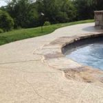 concrete pool deck orange county