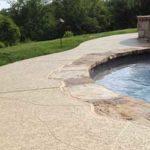 concrete pool deck orange county