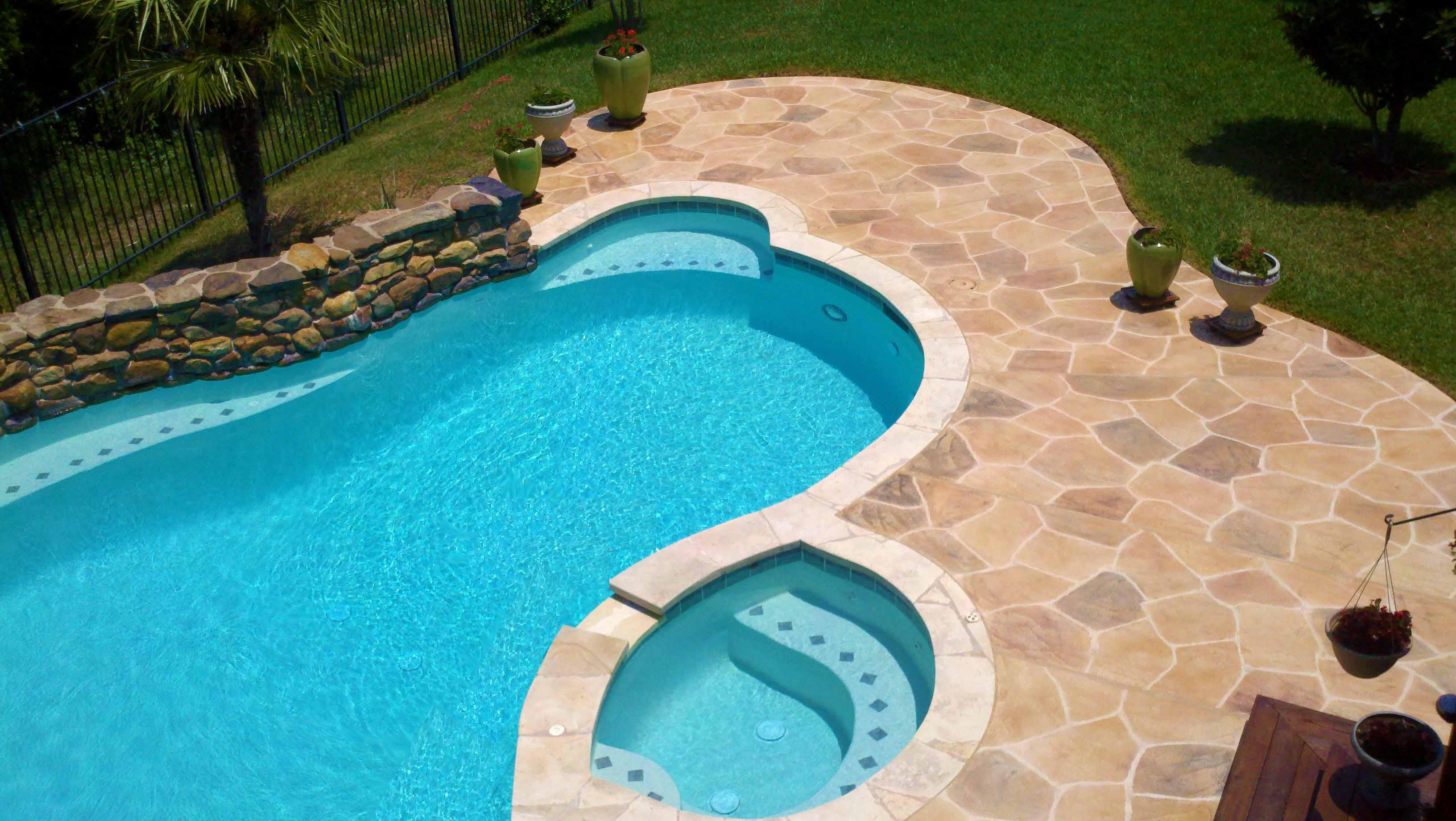 Orange County pool deck resurfacing