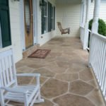 stamped concrete overlay orange county