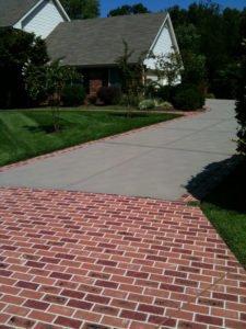 concrete driveway orange county ca