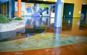 hotel interior floor