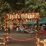 santa's village @ irvine Park