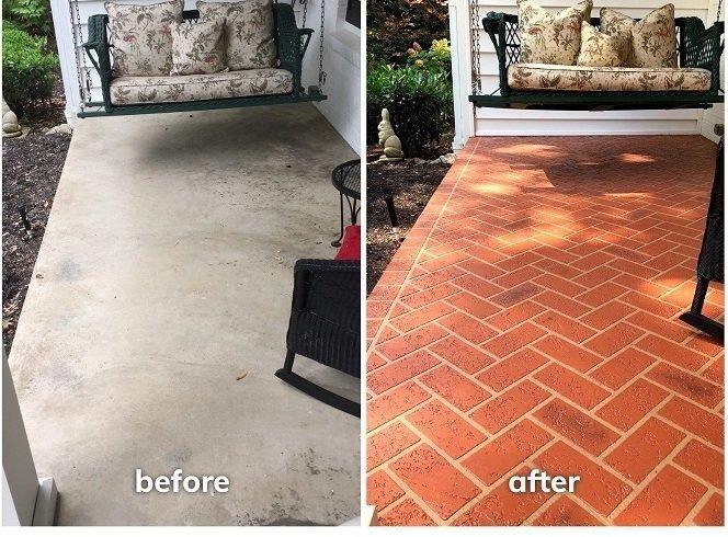 concrete patio resurfacing orange county